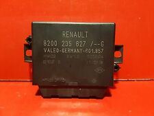 RENAULT MODUS CALCULATEUR RADAR RECUL REF 8200235627G 8200235627--G