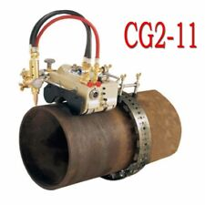 New listing 110V Magnetic Tunnel Pipe Torch Gas Cutting Machine Cutter Cg2-11 Us
