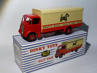 Camion GUY VAN transports SPRATT'S - ref 917 / 514  de dinky supertoys atlas