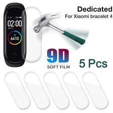 5Pcs Mi Band 4 Screen Protector Film For Xiaomi Miband 4 Smart Wristband MiBand