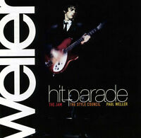 PAUL WELLER Hit Parade CD BRAND NEW The Jam Style Council