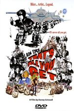 """(2013) RON FINCH  """"That's All You Get""""  A DANNY GRINNELL FILM  limited copies!"""