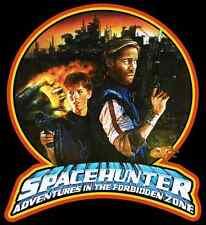 80's Sci-Fi Classic Spacehunter: Adventures in the Forbidden Zone custom tee
