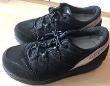 MBT Negro Deporte Zapatillas Zapatos UK 5.5 nos 6.5 EU 39! Excelente Estado! sin Caja