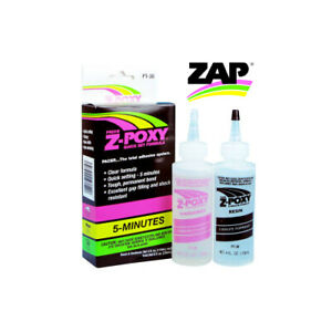 Pacer Zap PT-38 Z-POXY 5 Minute Epoxy Resin 8oz Pack PT38