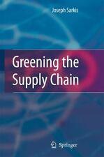 Greening the Supply Chain (2006, Hardcover)