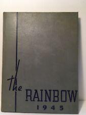 1945 Richmond  County Academy and Junior College (ARC) Augusta, GA Yearbook