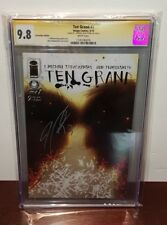 Ten Grand 1 CGC 9.8 signed by J Michael Straczynski C2E2 Edition