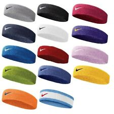 Band Nose Wipe Tennis Nike Swoosh Headband Hair Federer Nadal Various Colours