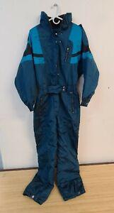 Inside Edge Vintage Ski Suit Womens Medium