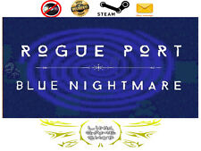 Rogue Port - Blue Nightmare PC Digital STEAM KEY - Region free