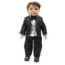 """Hot Handmade Accessories18"""" Inch American Girl Doll Clothes Three-Piece Suit"""
