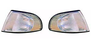 Audi A4 1994-1999 Corner Lights Turn Signal CRYSTAL NEWLOOK