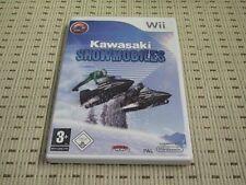 Kawasaki Snowmobiles für Nintendo Wii und Wii U *OVP*