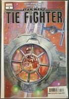 Star Wars Imperial Tie Fighter #3 Main Cover Comic 1st Print 2019 NM