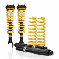 Front Rear HD Coil Springs Pre-Assembly Strut for FALCON FAIRMONT BA BF XR6 XR8