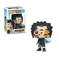 FUNKO POP Naruto Shippuden Sasuke Curse Mark 455 # with box