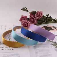 au Woman Girls Head Band Hair Band Hair Hoop Chic Headband Hair Accessory Balss