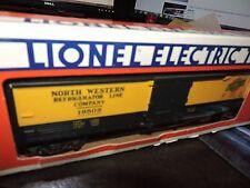 LIONEL O SCALE 3 RAIL NORTHWESTERN  REEFERIGERATOR LINE  # 19502 # 6-19502
