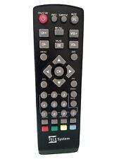 Telesystem Telecomando originale per decoder DVB-ts6201-ts6211-ts6200-ts6100