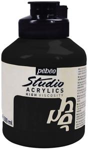 PEBEO 171026 Mars Black, APS5026,Black,500 ml