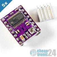 5x DRV8825 Schrittmotor Treiber Stepper Driver 3D Druck RepRap Arduino CNC