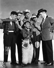 """Johnny Puleo and his Harmonica Gang 10"""" x 8"""" Photograph"""