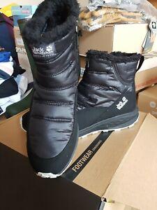 Jack Wolfskin Nevada Ride Womens Low W Boots Size UK8 / EU42