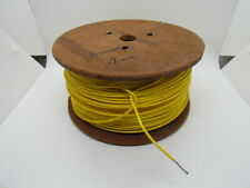 500' TEFLON COATED 16 AWG Type E, PTFE, High Temperature Lead Wire, 19 Strand