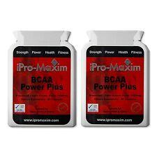 BCAA - Amminoacidi Integratori Proteine Anabolizzanti 120pz 1000mg X Pastiglia