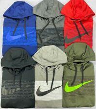 Men's Nike Therma Dri-Fit High Neck Pullover Hoodie