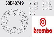 Disco freno BREMBO Serie Oro POST Honda 929 CBR RR 99 > 01