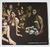 JIMI HENDRIX EXPERIENCE ELECTRIC LADYLAND RARE TRACK/POLYDOR CROSSOVER MATRIX