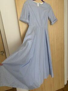 COS Long Dress Size 36. 100% Cotton