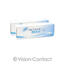 1-Day Acuvue Moist for Astigmatism 2 x 30 torische Kontaktlinsen Tageslinsen