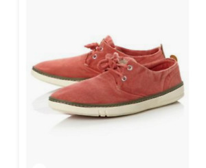 timberland HOOKSET OXFORD RED US MENS SIZES 5737R