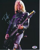 DUFF McKAGAN GUNS N ROSES Signed Autographed 8x10 Photo RP