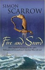 Fire and Sword (Wellington and Napoleon 3) (Revolution),Simon Scarrow