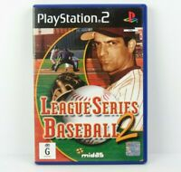 League Series Baseball 2 PS2 PlayStation 2 Game Complete PAL