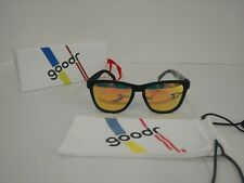 goodr Sunglasses- Whiskey Shots With Satan- Running Sunglasses