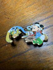Disney Pin  Mickey Pluto  LE500 2007