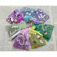 10 Pcs Cute Design Colorful Gift and Candy Package Bag Wedding Accessory