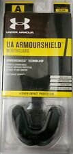 Under Armour Football Mouthguard Ua ArmourShield (Easy Breath) - Black - Adult