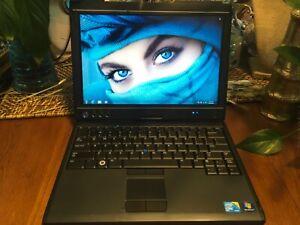 Dell Latitude XT2 118 GB HD 5 GB RAM Laptop i7 intel-2.-40HHz 750 GB Hard Drive