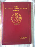 THE NATIONAL PONY SOCIETY REVIEW   centenary edition ,  1993