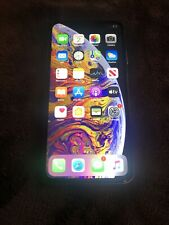 Apple iPhone XS Max - 64GB Silver (Unlocked) A1921 CDMA + GSM, Great Condition