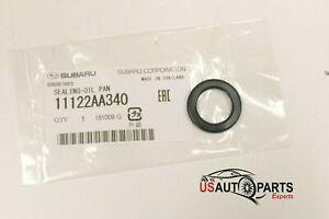 Genuine Subaru - Oil Pan Gasket Seal - 1990-2011 - Impreza WRX Legacy Forester