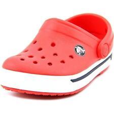 Scarpe Zoccoli rosso per bambini dai 2 ai 16 anni