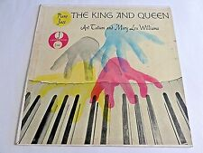 Andy Warhol Cover Art Tatum Mary Lou Williams The King & Queen LP Vinyl Record