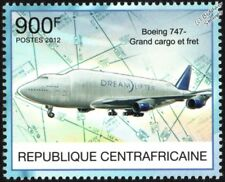 BOEING 747-400 DREAMLIFTER Large Cargo Freighter (LCF) Transport Aircraft Stamp